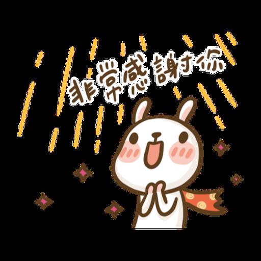 Super Bunny - Sticker 9