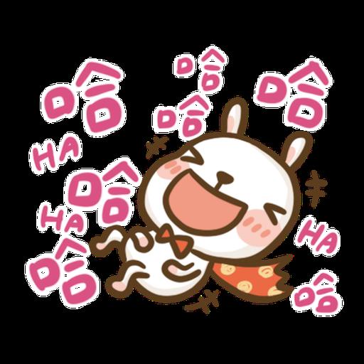 Super Bunny - Sticker 12