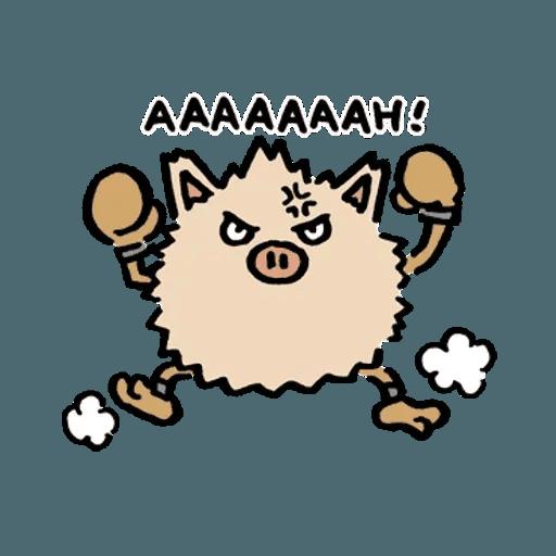W bear Pokemon - Sticker 23