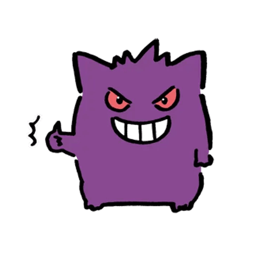 W bear Pokemon - Sticker 3