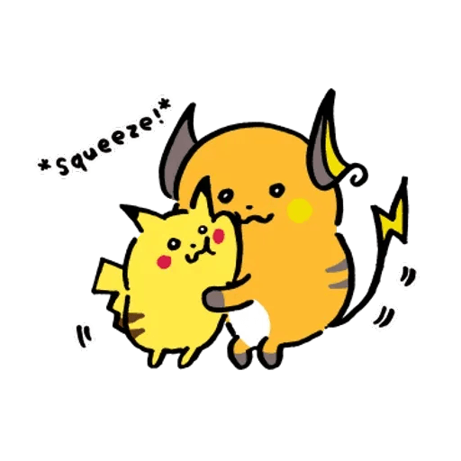 W bear Pokemon - Sticker 6