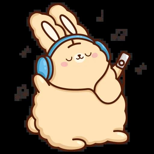 Suppy Rabbit - Sticker 9