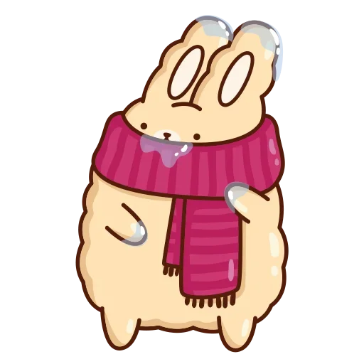 Suppy Rabbit - Sticker 15