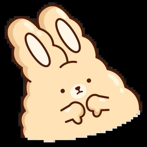 Suppy Rabbit - Sticker 16