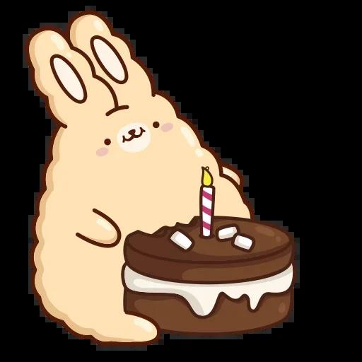 Suppy Rabbit - Sticker 14