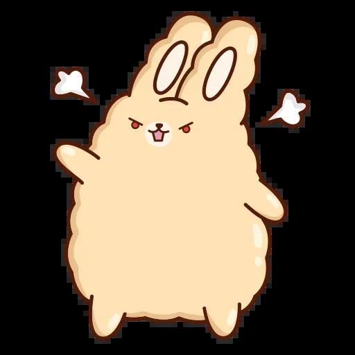 Suppy Rabbit - Sticker 29
