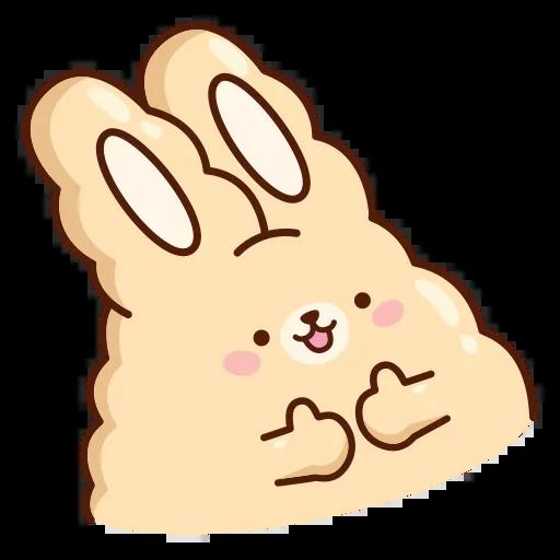 Suppy Rabbit - Sticker 17