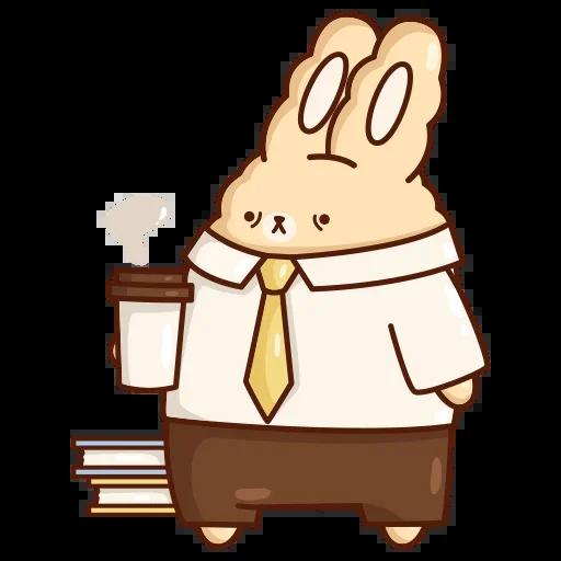 Suppy Rabbit - Sticker 18