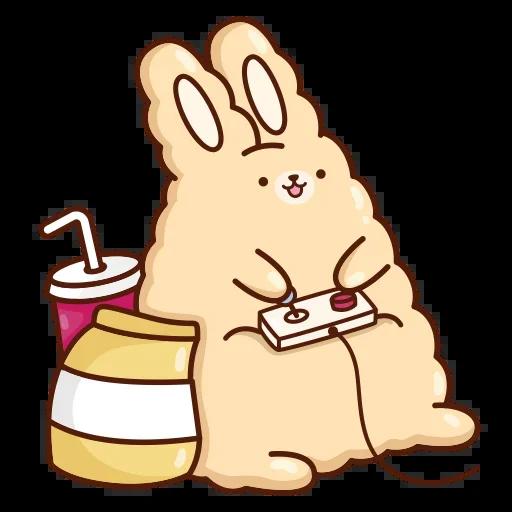 Suppy Rabbit - Sticker 10