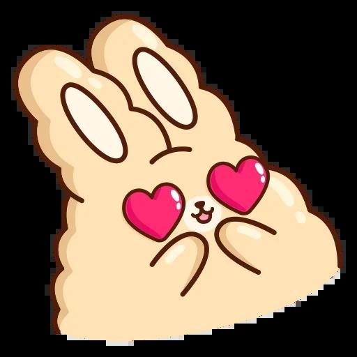 Suppy Rabbit - Sticker 19
