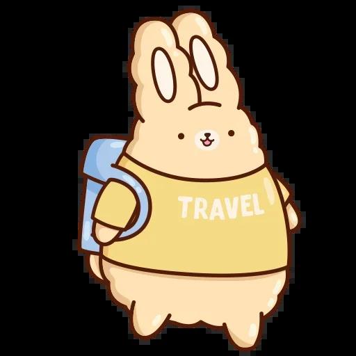 Suppy Rabbit - Sticker 7