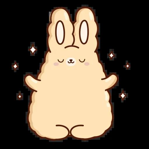 Suppy Rabbit - Sticker 4