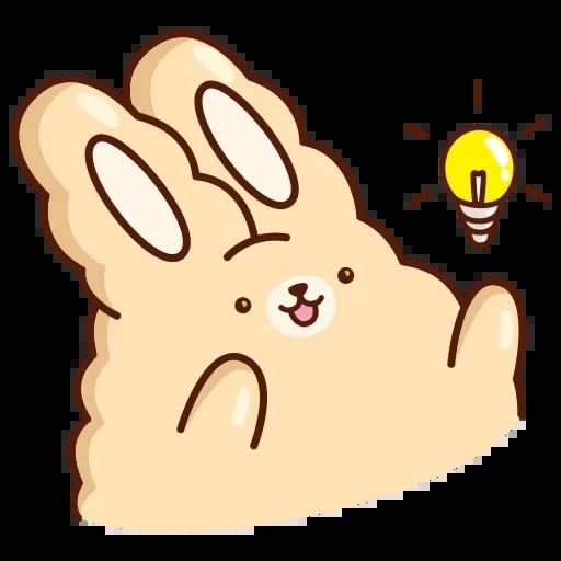 Suppy Rabbit - Sticker 21