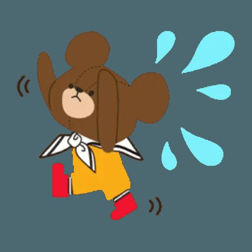 the bears school 2 - Sticker 11