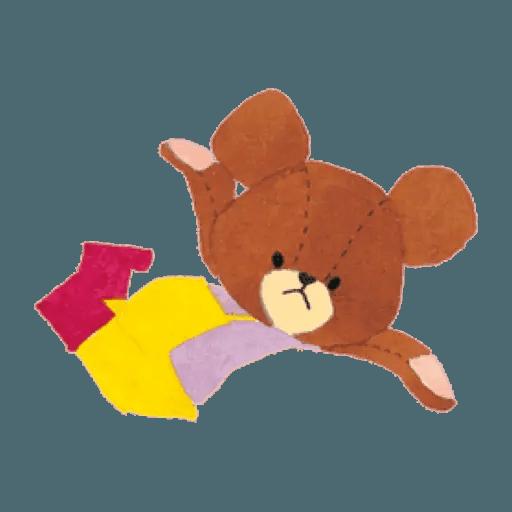 the bears school 2 - Sticker 23