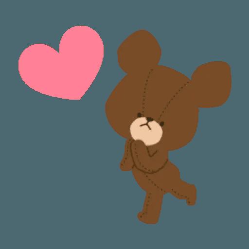 the bears school 2 - Sticker 26