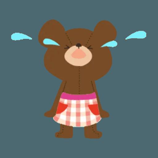 the bears school 2 - Sticker 29