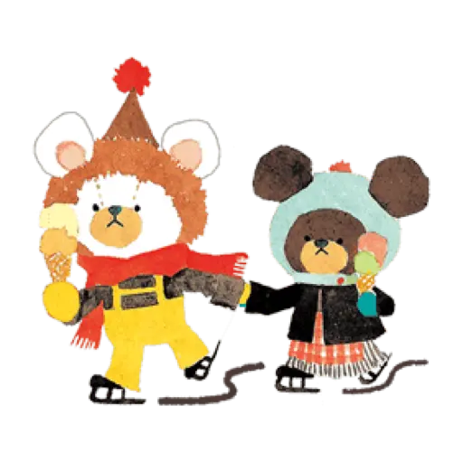 the bears school 2 - Sticker 6