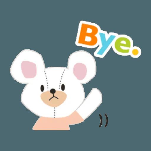 the bears school 2 - Sticker 21