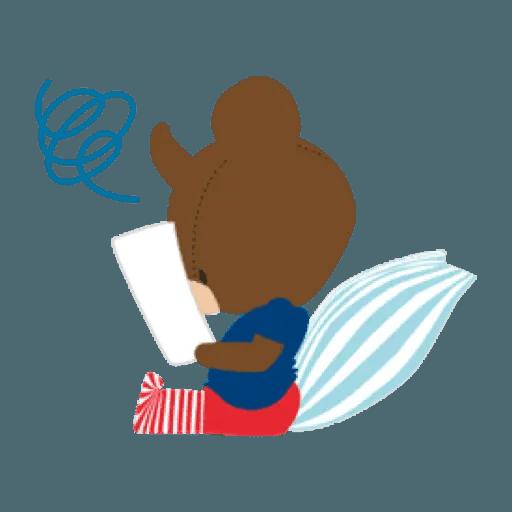 the bears school 2 - Sticker 17