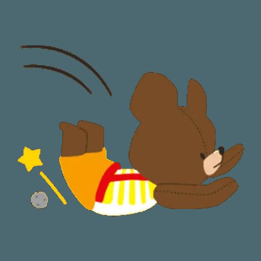 the bears school 2 - Sticker 18