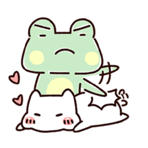 呱呱 - Sticker 6