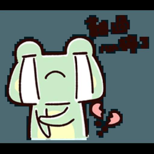 呱呱 - Sticker 18