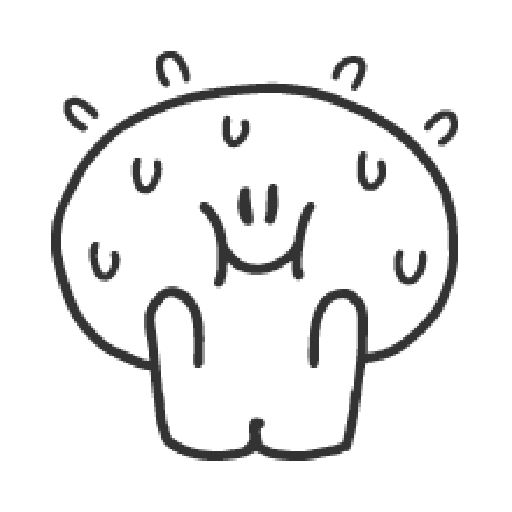 Smile Person Doodle 2 - Sticker 10