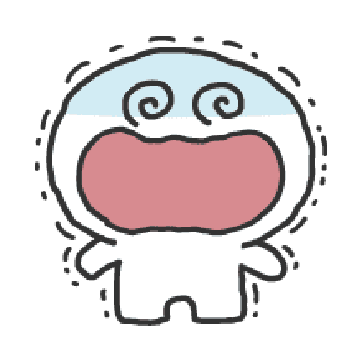 Smile Person Doodle 2 - Sticker 1