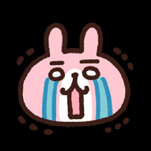 P助兔兔表情貼 1 - Sticker 18