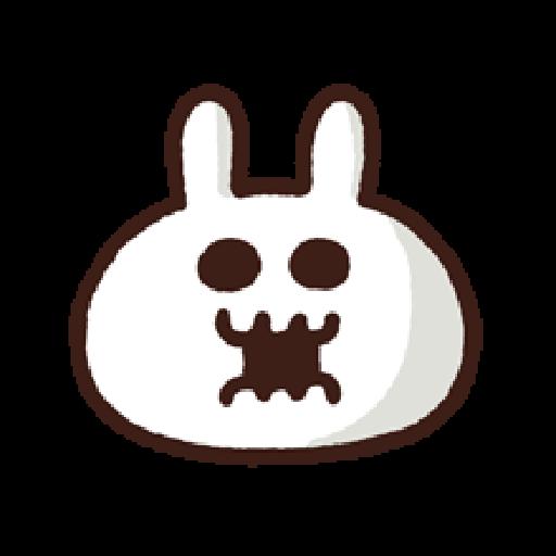 P助兔兔表情貼 1 - Sticker 24