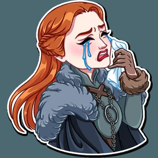 Sansa Stark - Sticker 11