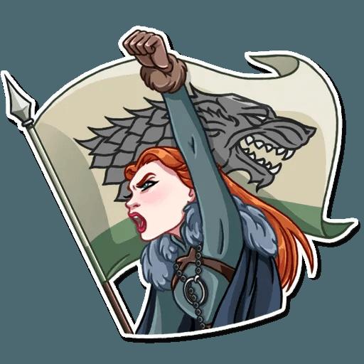 Sansa Stark - Sticker 17