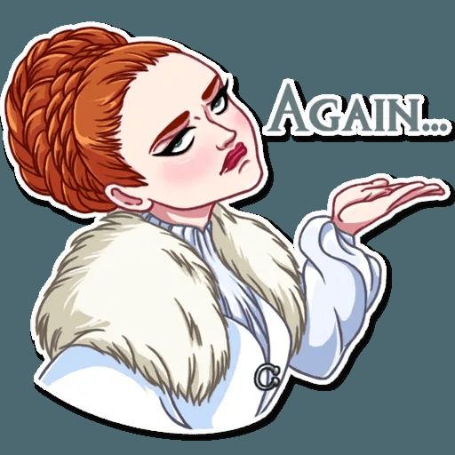 Sansa Stark - Sticker 13