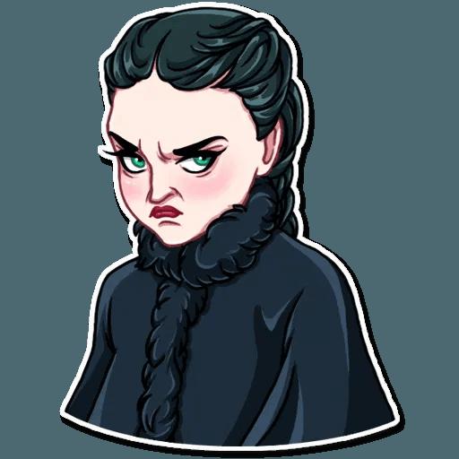 Sansa Stark - Sticker 23