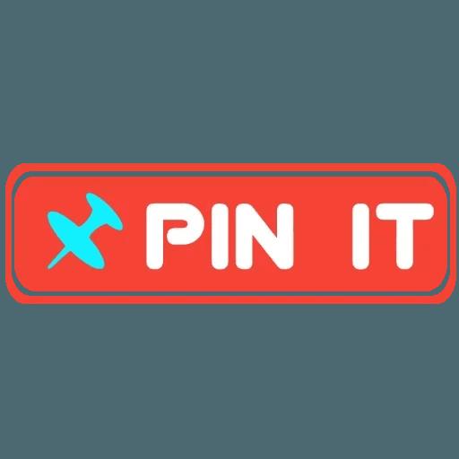 DownloadStics Say It - Sticker 3