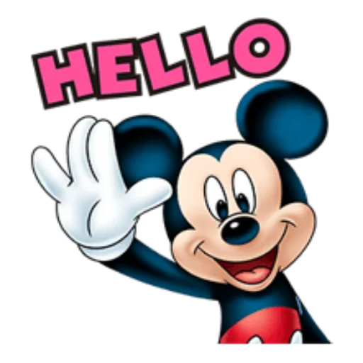 Mickey 2 - Sticker 14