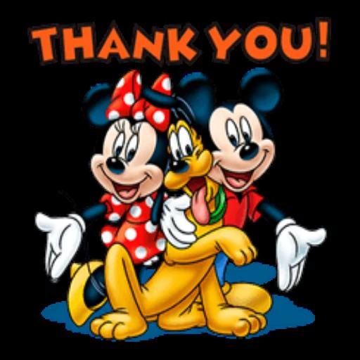 Mickey 2 - Sticker 21