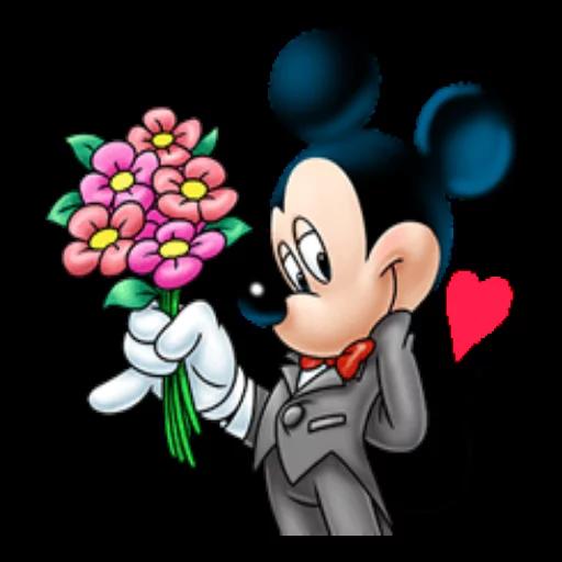 Mickey 2 - Sticker 26