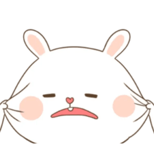 Puffy Rabbit 3 - Sticker 7