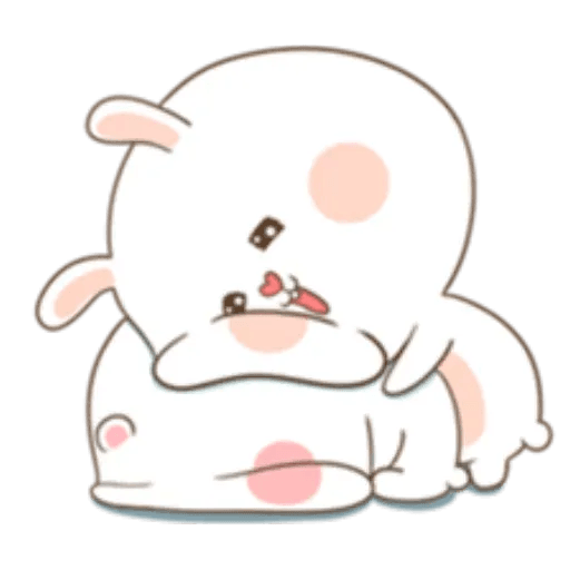 Puffy Rabbit 3 - Sticker 26