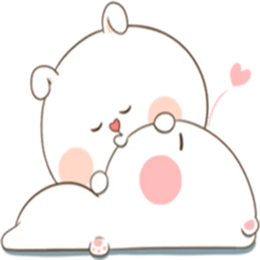 Puffy Rabbit 3 - Sticker 3