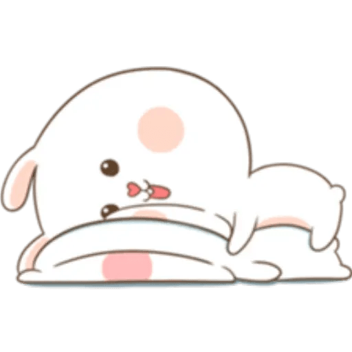 Puffy Rabbit 3 - Sticker 12