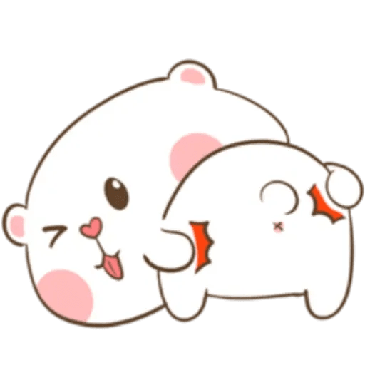 Puffy Rabbit 3 - Sticker 18