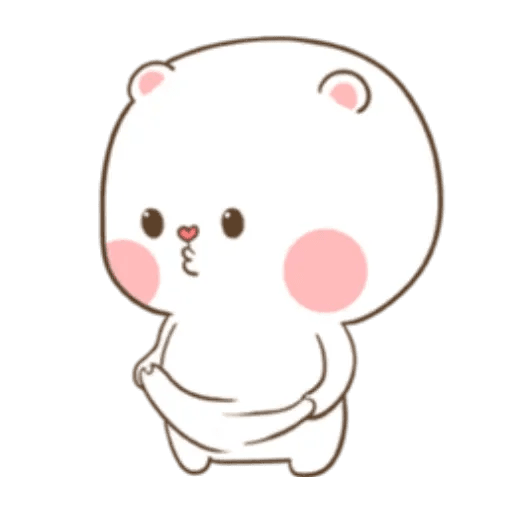 Puffy Rabbit 3 - Sticker 5