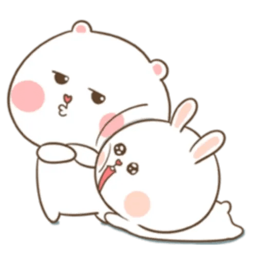 Puffy Rabbit 3 - Sticker 19