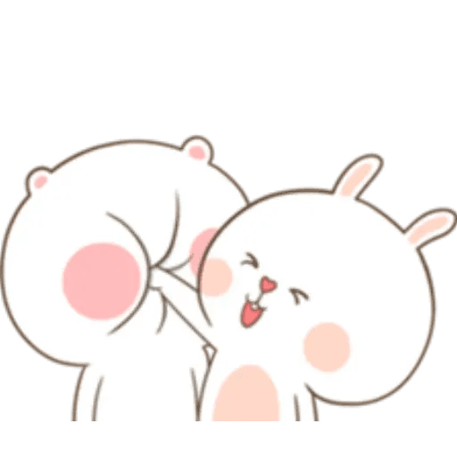 Puffy Rabbit 3 - Sticker 11