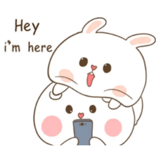 Puffy Rabbit 3 - Sticker 28