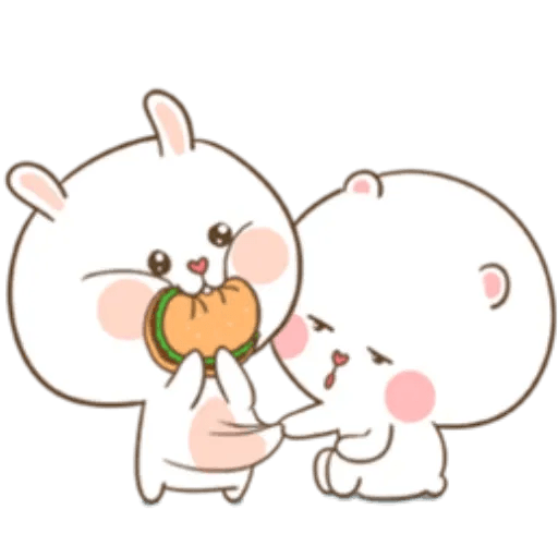 Puffy Rabbit 3 - Sticker 24