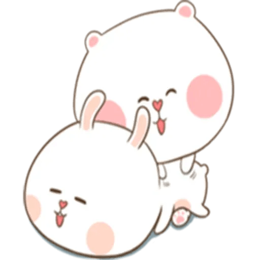 Puffy Rabbit 3 - Sticker 29